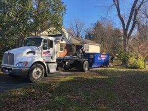 Dumpster rental service for Alexandria Virginia