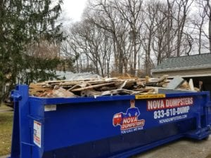 We rent dumpsters to Woodbridge, Virginia and other counties in Prince William County