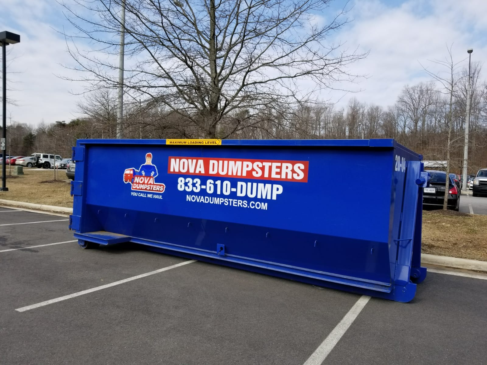 We offer dumpster rentals to homes and businesses in College Park, Maryland.
