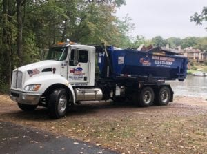 Dumpsters for rent in Reston, Virginia